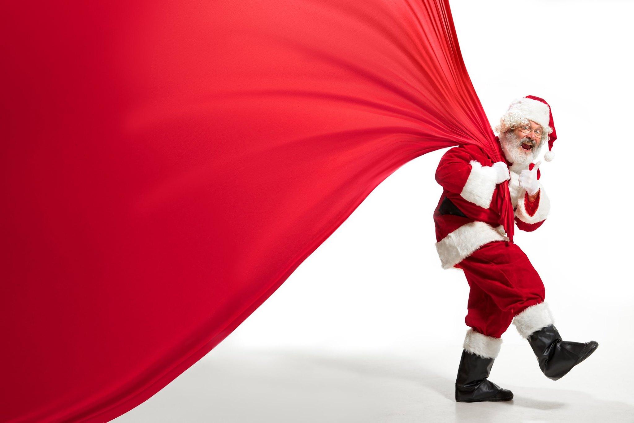 صور بابا نويل للكتابه عليها 2 صور بابا نويل للكتابه عليها