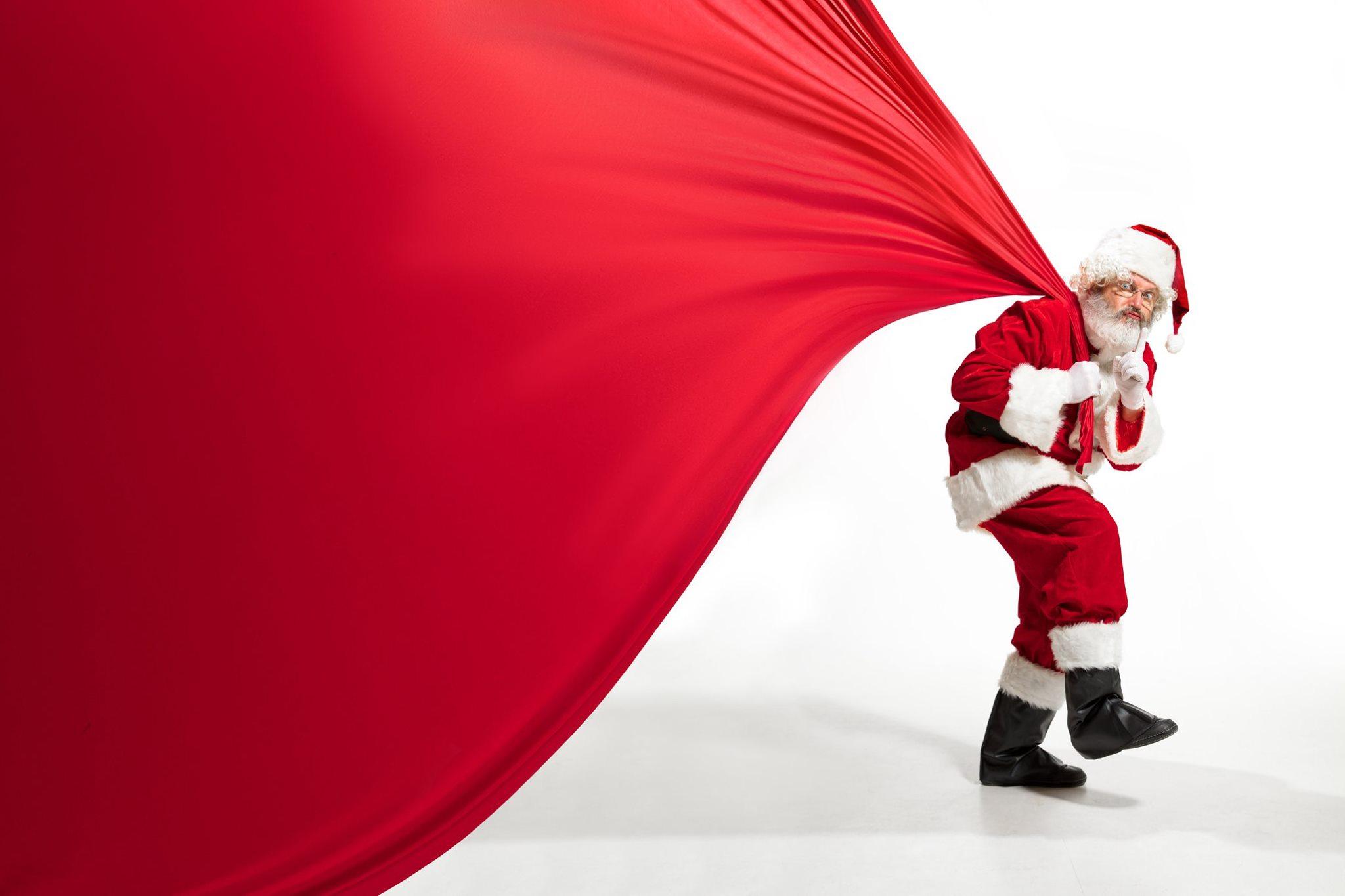 صور بابا نويل للكتابه عليها 4 صور بابا نويل للكتابه عليها