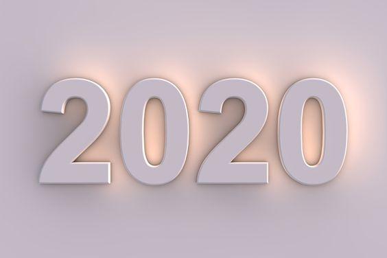 صور مكتوب عليها عام 2020 10 صور مكتوب عليها عام 2020