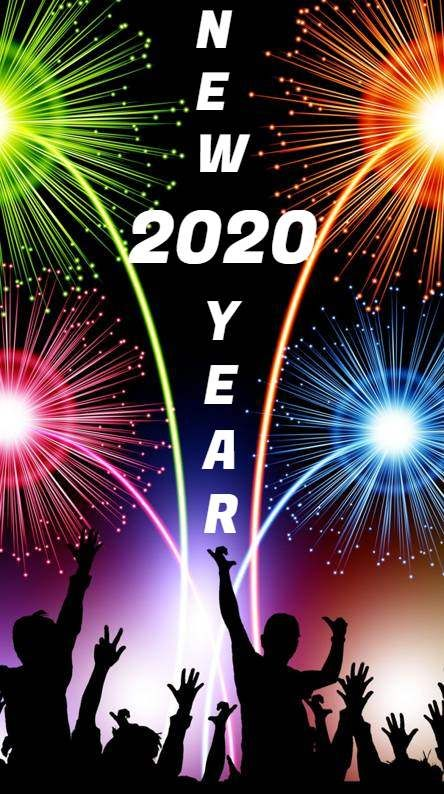 صور مكتوب عليها عام 2020 14 صور مكتوب عليها عام 2020