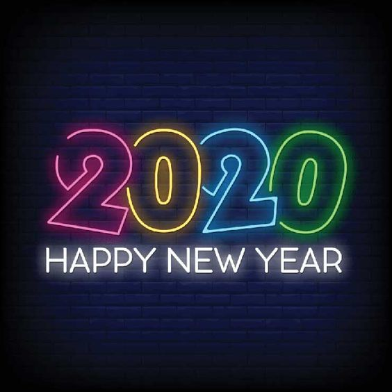 صور مكتوب عليها عام 2020 28 صور مكتوب عليها عام 2020
