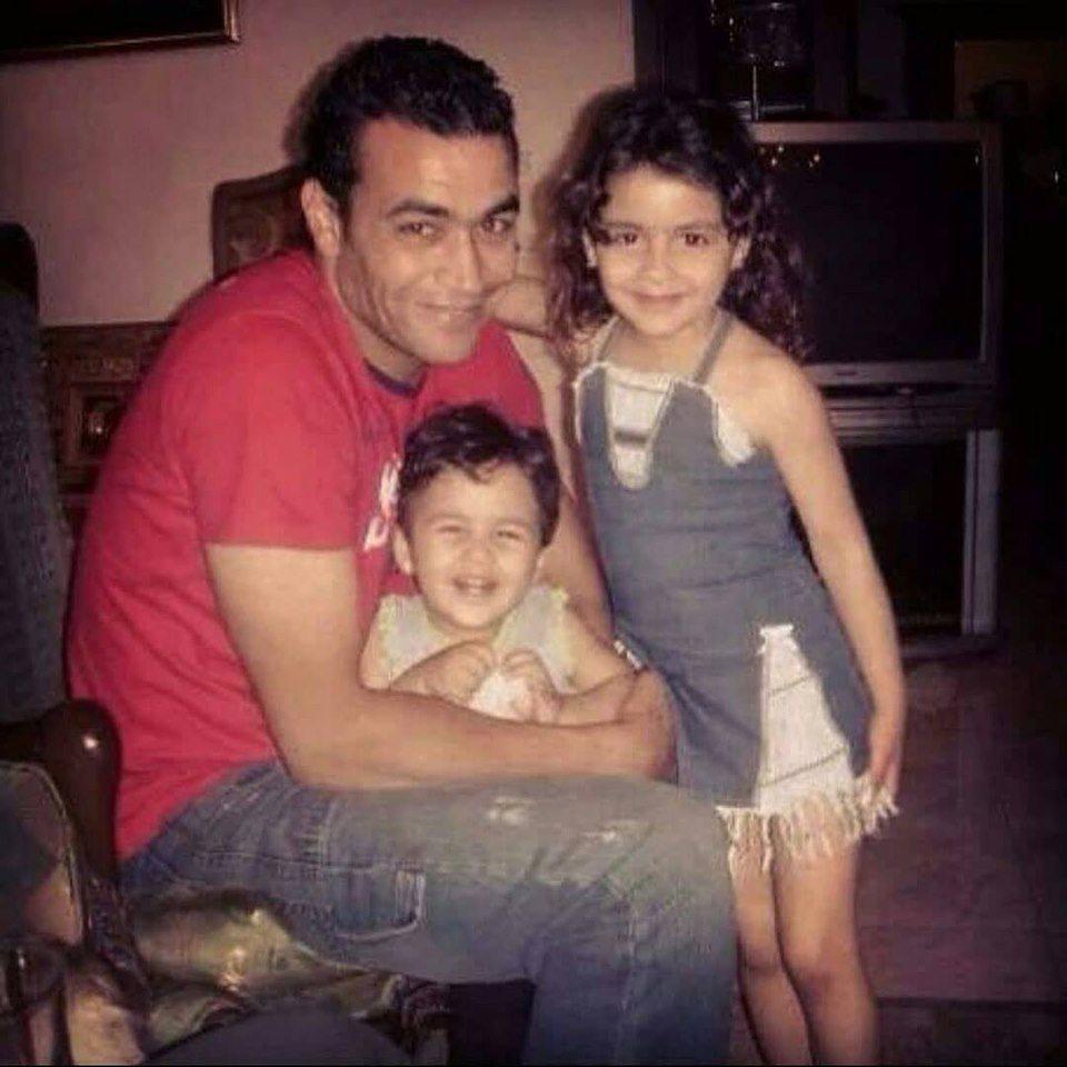 عصام الحضري و عائلته 2 بالصور زوجات نجوم كره القدم المصريه