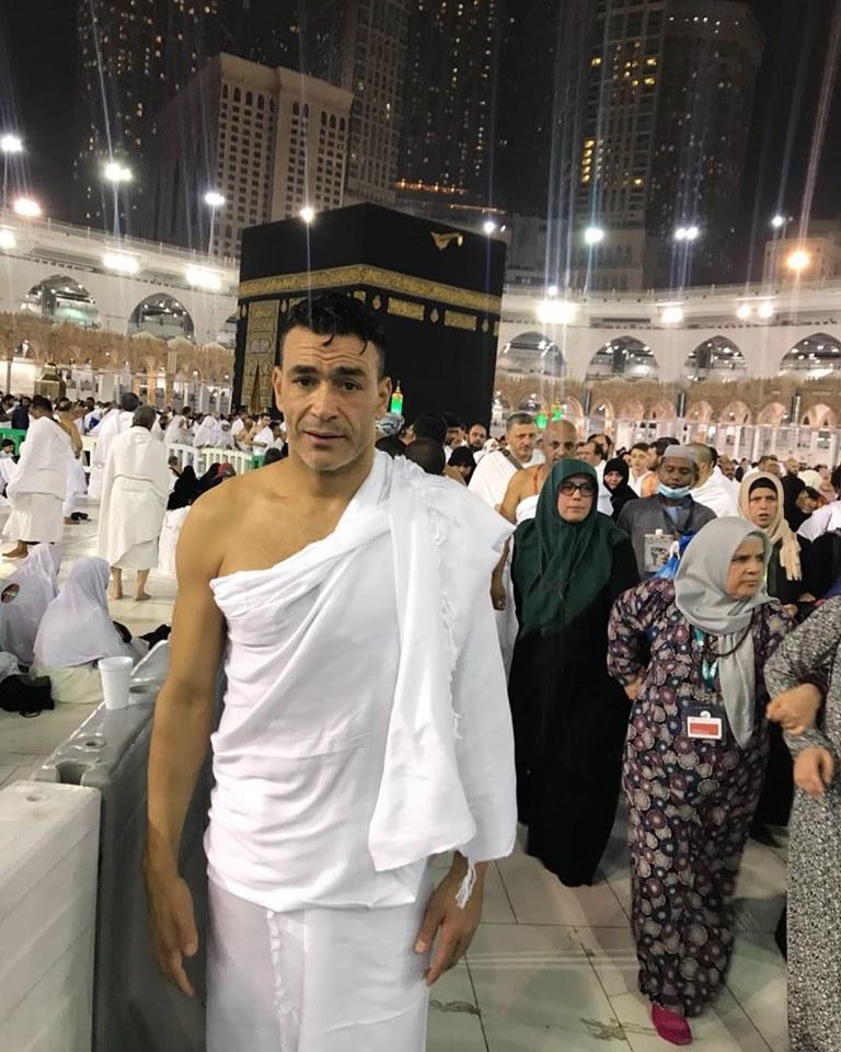 عصام الحضري و عائلته 3 بالصور زوجات نجوم كره القدم المصريه