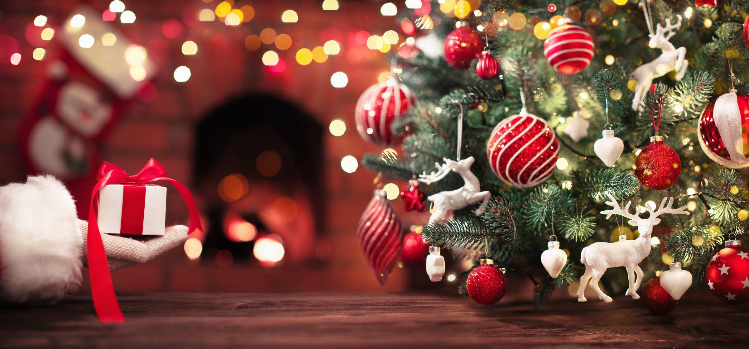 كفرات فيس بوك راس السنه و الكريسماس 2 غلاف فيس بوك رأس السنة و الكريسماس