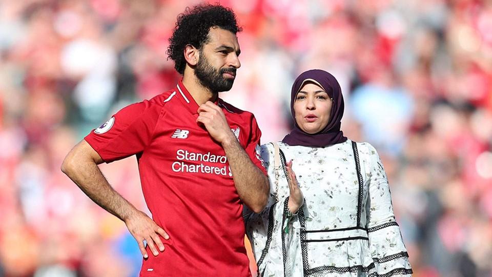 محمد صلاح 1 بالصور زوجات نجوم كره القدم المصريه