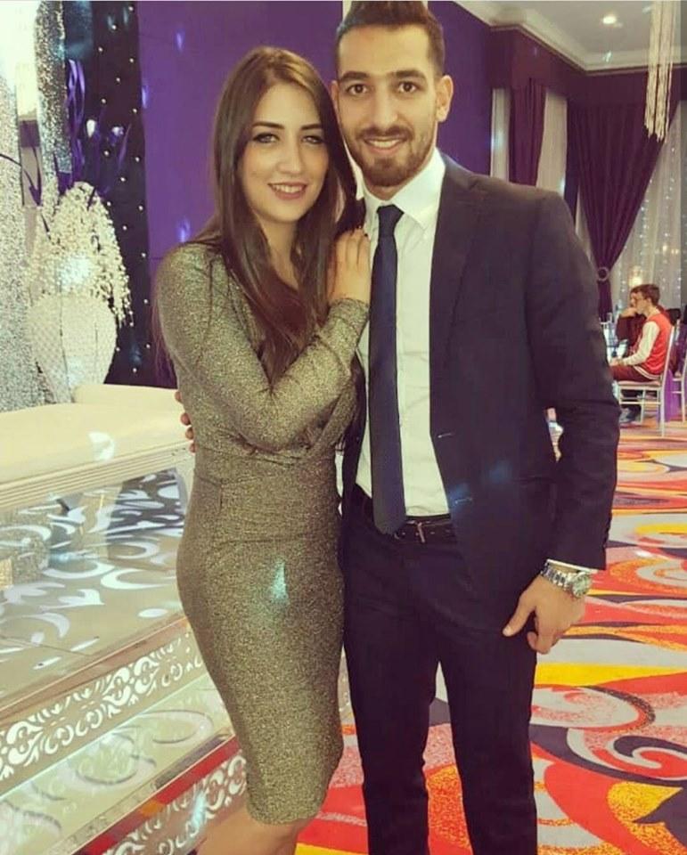 نجوم كره القدم و زوجاتهم 2 بالصور زوجات نجوم كره القدم المصريه