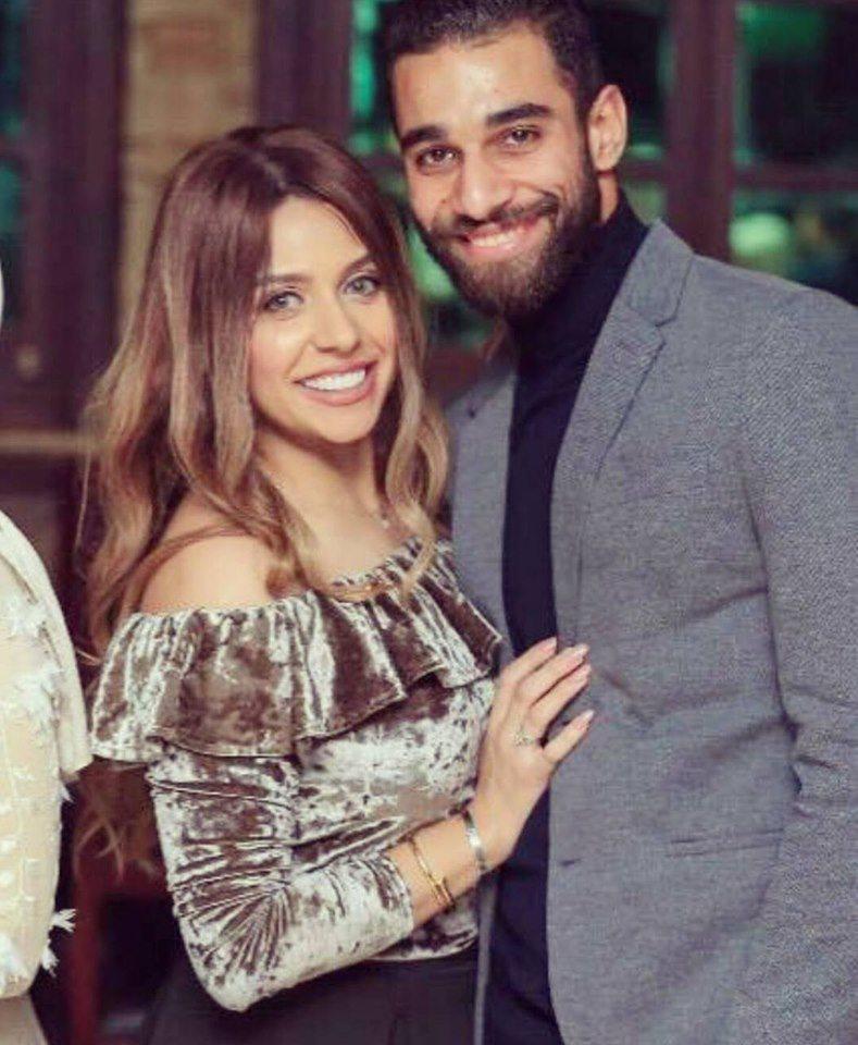 نجوم كره القدم و زوجاتهم 3 بالصور زوجات نجوم كره القدم المصريه