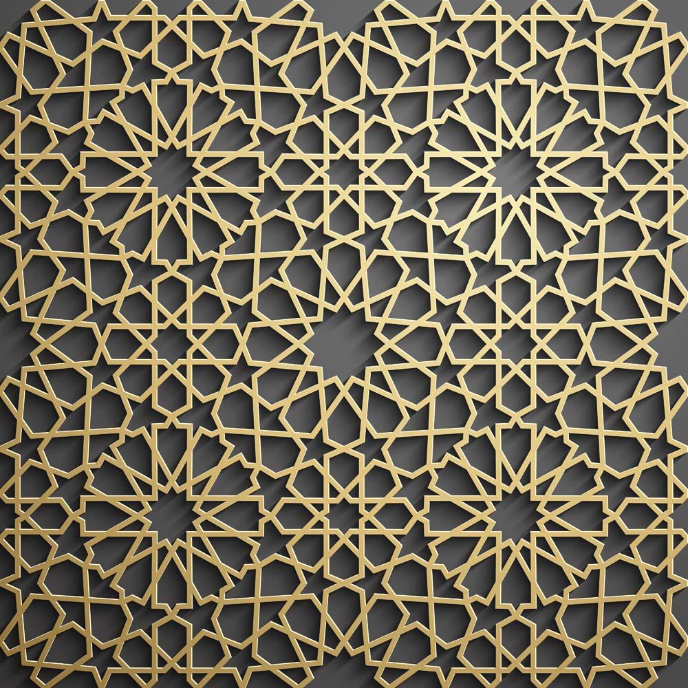 صور زخارف اسلاميه عاليه الجوده للتصميم جرافيك مان