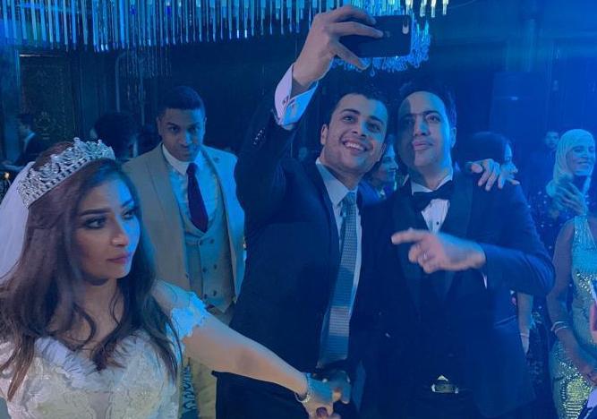زفاف غاده رجب 1 صور زفاف غاده رجب