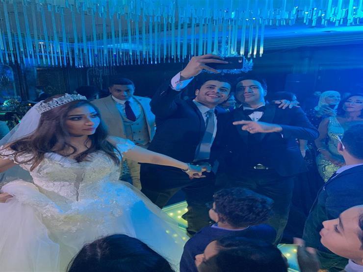 زفاف غاده رجب 2 صور زفاف غاده رجب