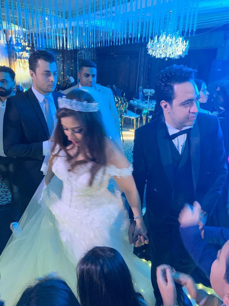 زفاف غاده رجب 3 صور زفاف غاده رجب