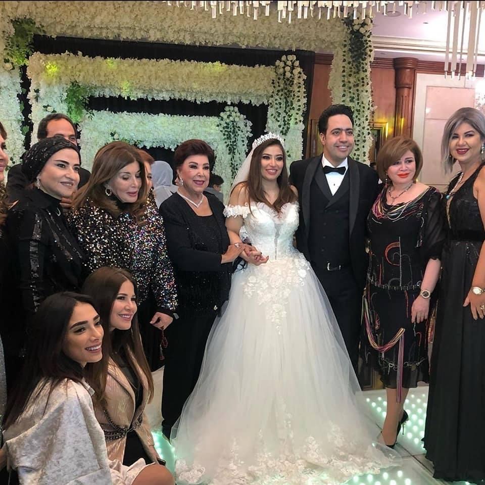 زفاف غاده رجب 4 صور زفاف غاده رجب