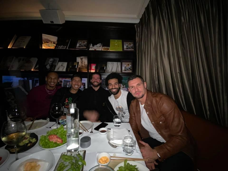 Mohamed Salah 6 صور محمد صلاح