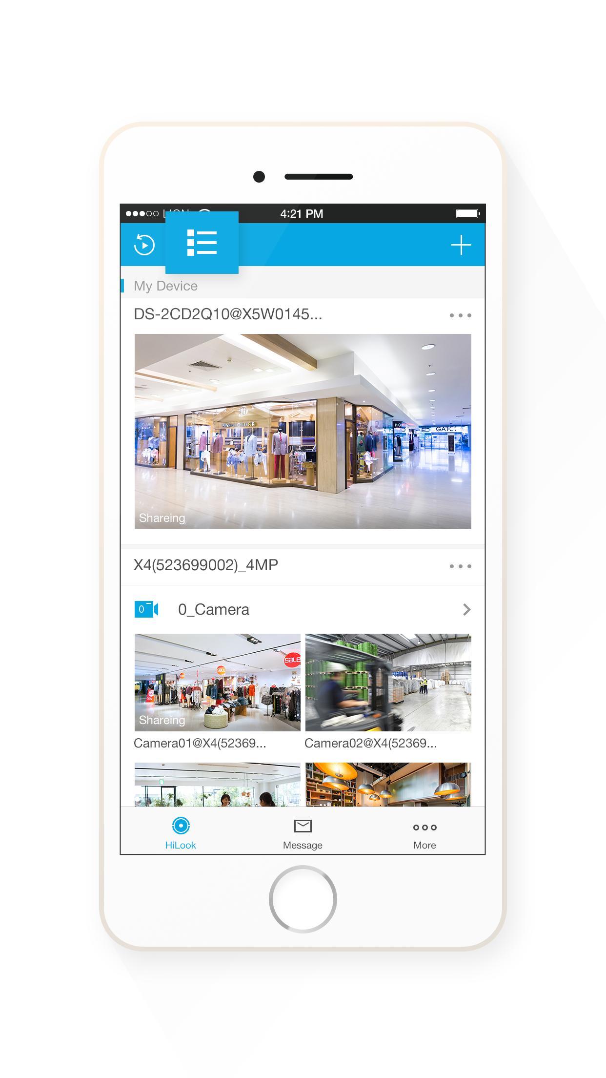 HiLookVision تحميل تطبيقات كاميرات هيك فيجن للموبايل apk