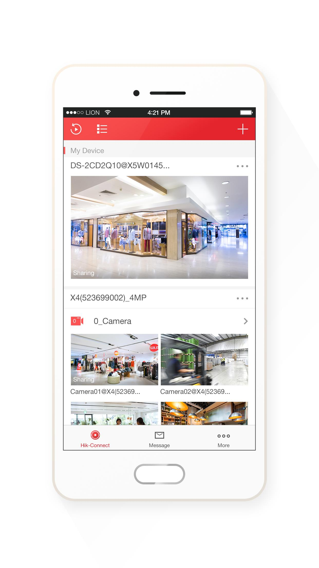 Hik Connect تحميل تطبيقات كاميرات هيك فيجن للموبايل apk
