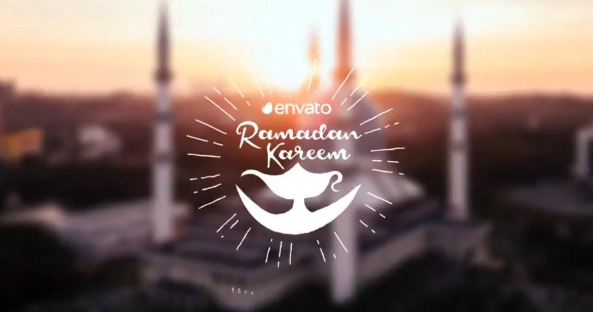 Ramadan Titles After Efects Project Files قوى مكتبه مشاريع افترافيكت شهر رمضان و العيد