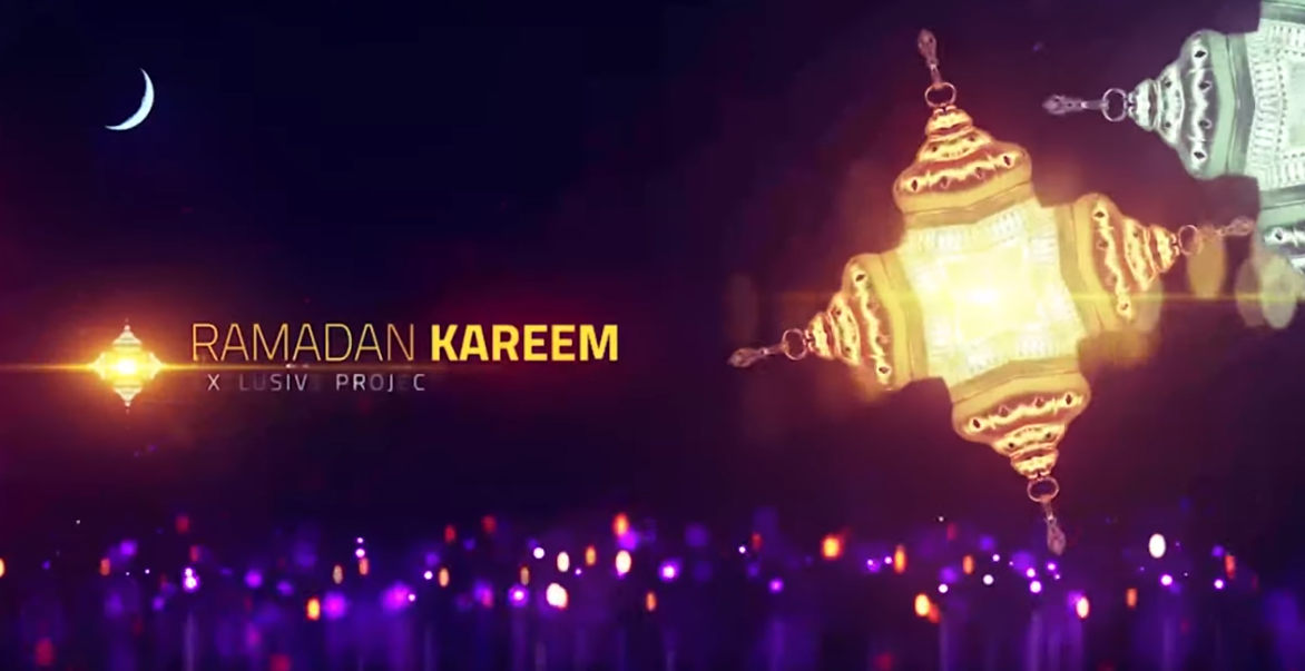 Ramadan cinematic titles After Effects Project Files Videohive template قوى مكتبه مشاريع افترافيكت شهر رمضان و العيد
