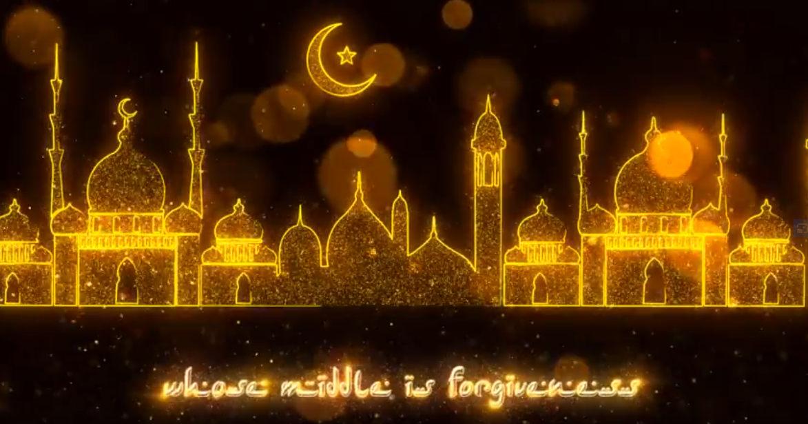 Videohive Ramadan Opener قوى مكتبه مشاريع افترافيكت شهر رمضان و العيد
