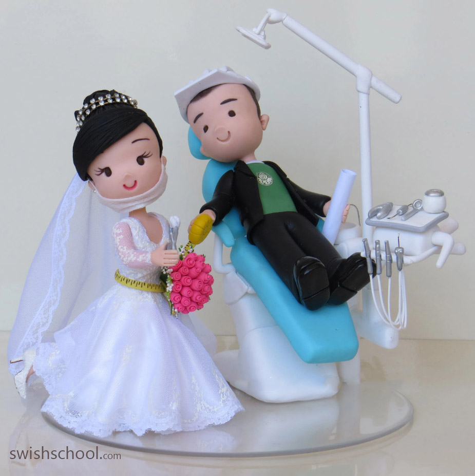 dentist wedding 1 صور زفاف اطباء الاسنان