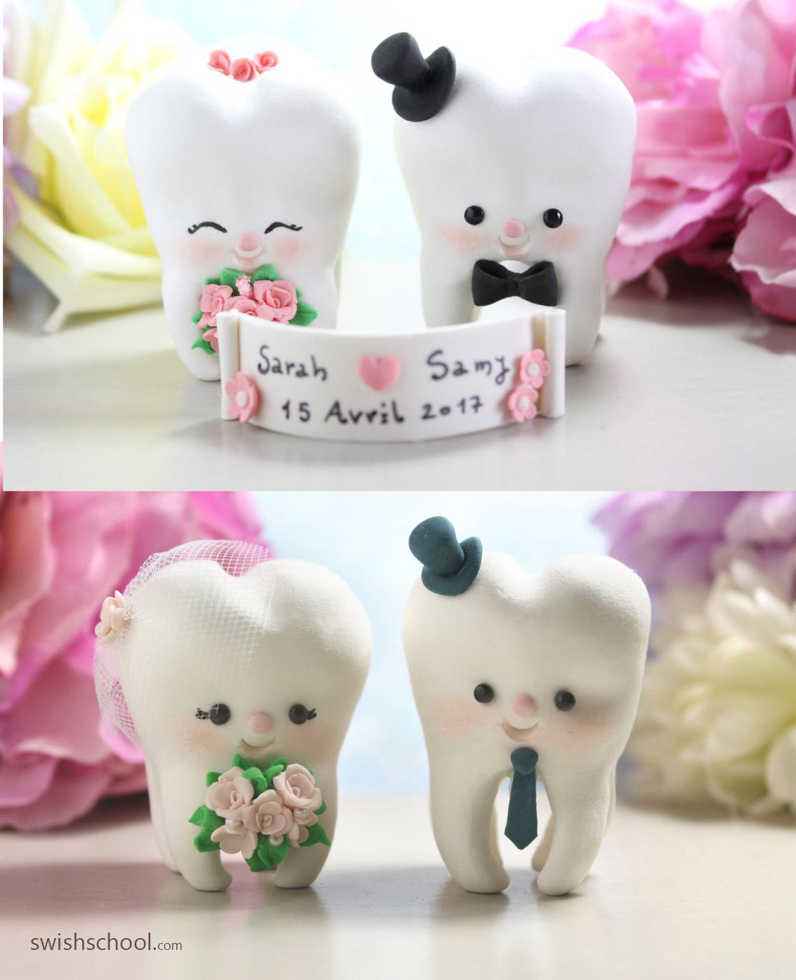 dentist wedding 10 صور زفاف اطباء الاسنان
