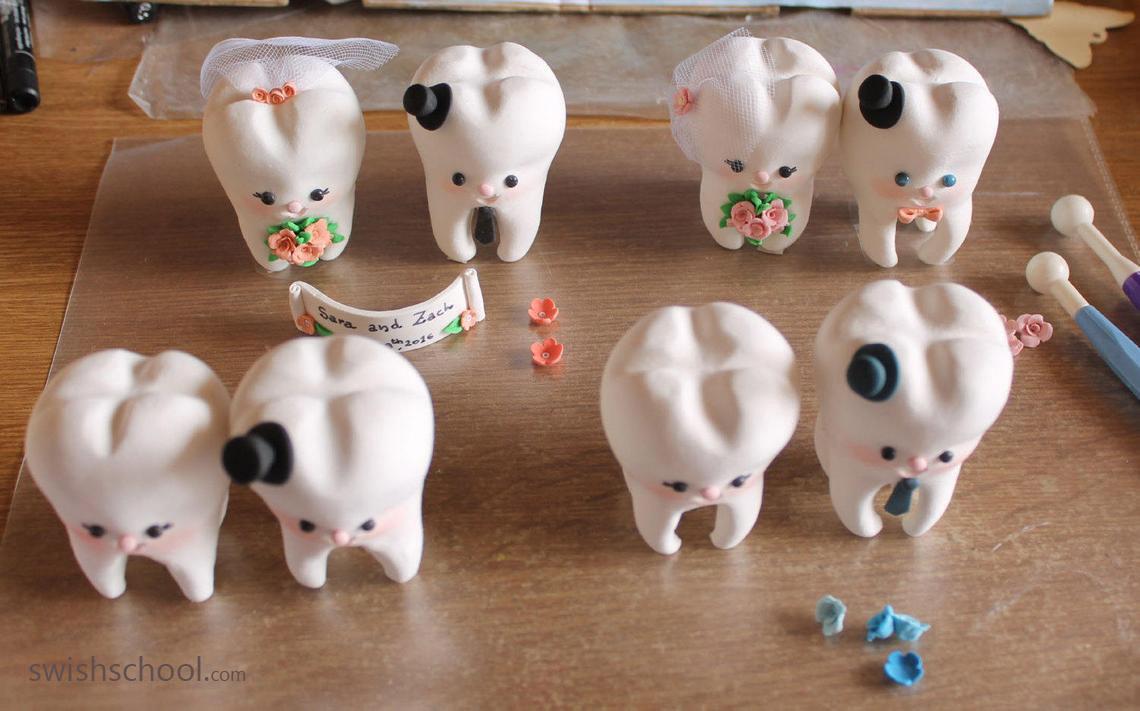 dentist wedding 12 صور زفاف اطباء الاسنان