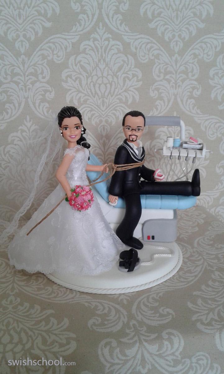dentist wedding 15 صور زفاف اطباء الاسنان