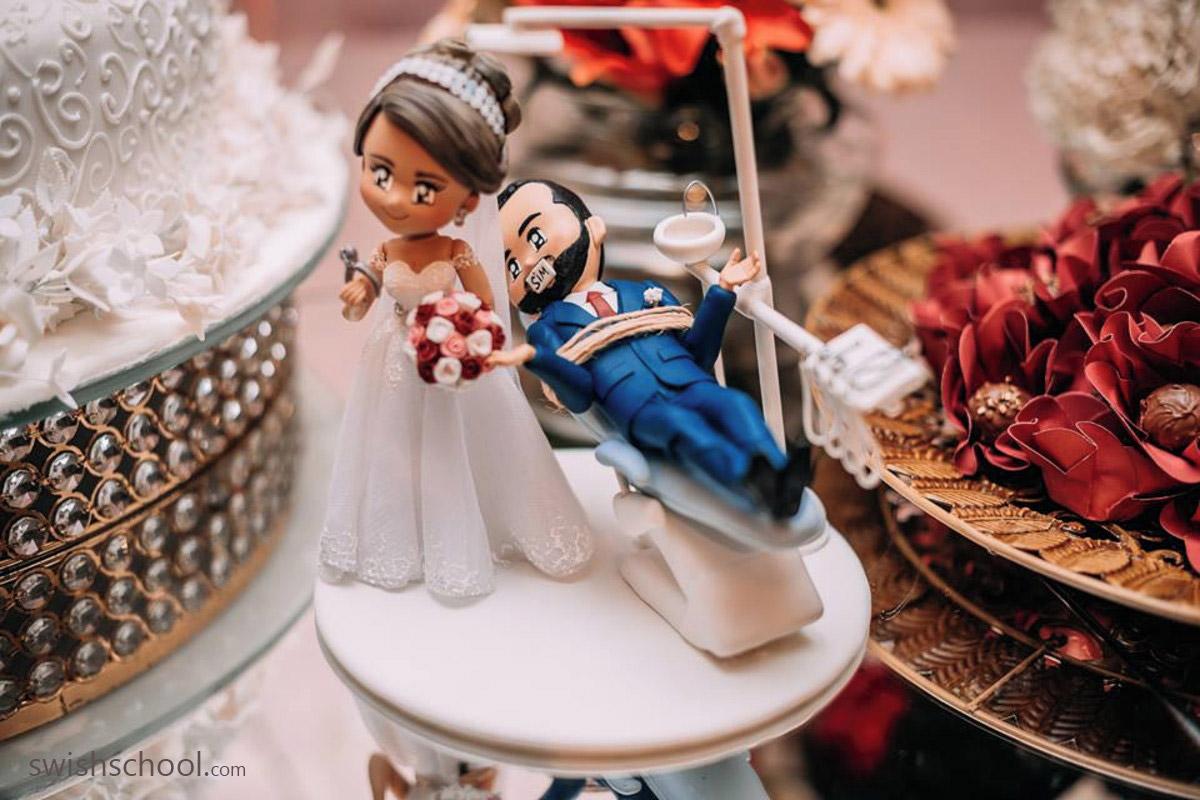 dentist wedding 16 صور زفاف اطباء الاسنان