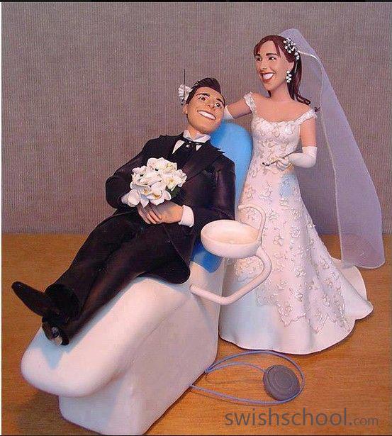 dentist wedding 2 صور زفاف اطباء الاسنان