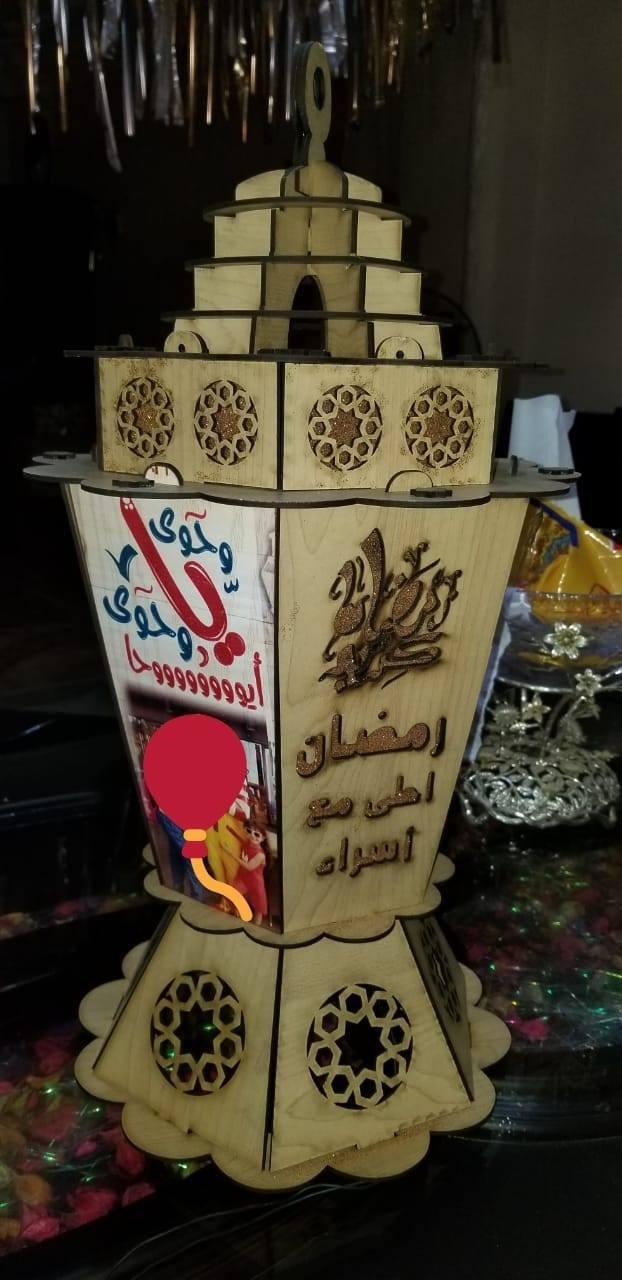 الفوانيس الخشب 12 صور فوانيس رمضان الخشبيه