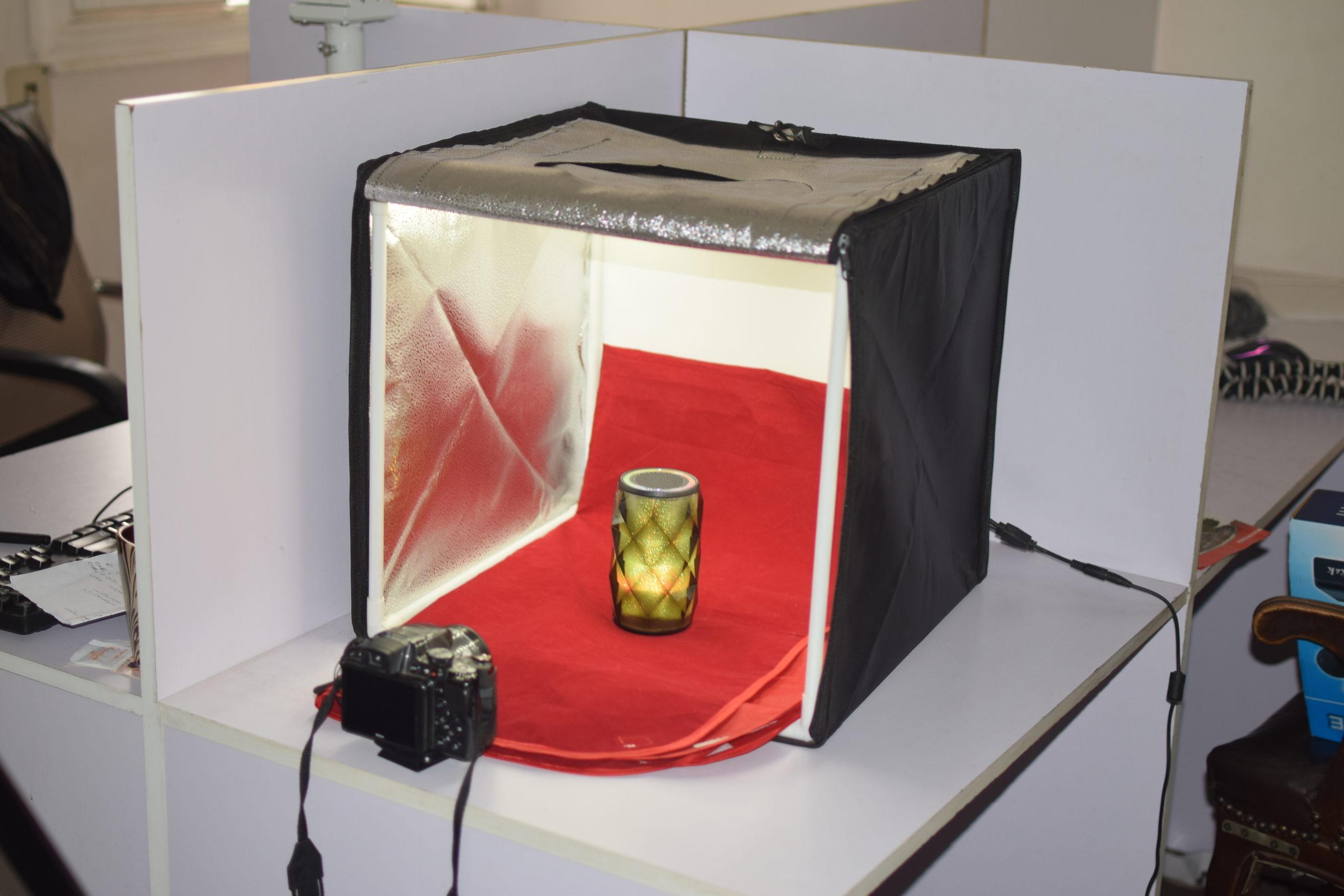 بوكس تصوير المنتجات Lightbox Studio 5 كل ما تريد معرفته عن بوكس تصوير المنتجات Lightbox Studio