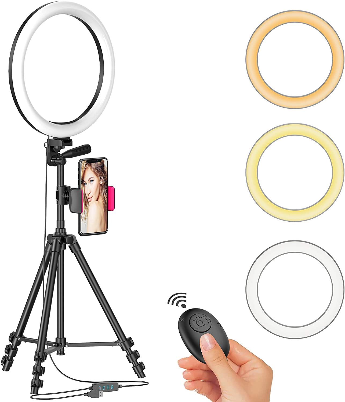 ring light 5 ماهو الرينج لايت و طريقه استعماله ring light