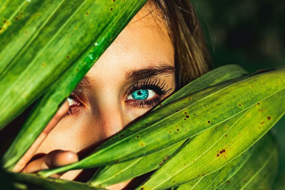 صور عيون 18 صور عيون بنات ملونه جميله