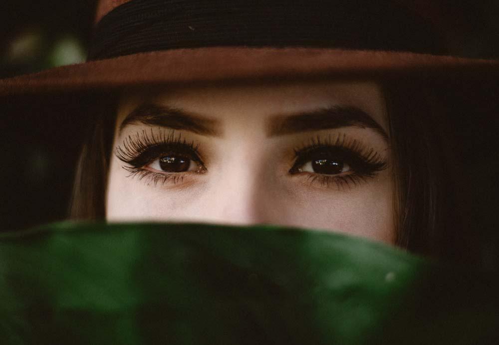 صور عيون 19 صور عيون بنات ملونه جميله