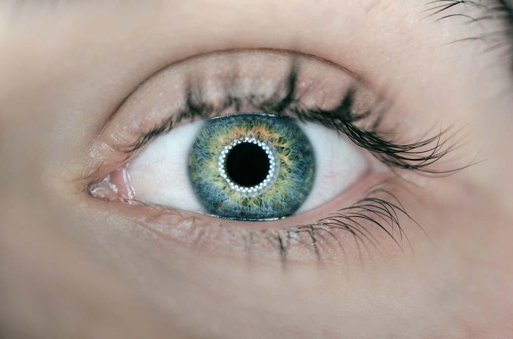 صور عيون 26 صور عيون بنات ملونه جميله