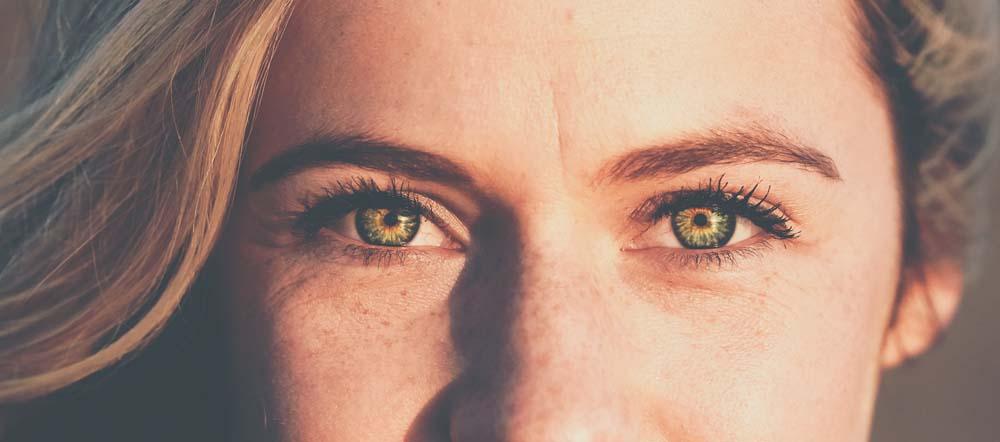 صور عيون 3 صور عيون بنات ملونه جميله