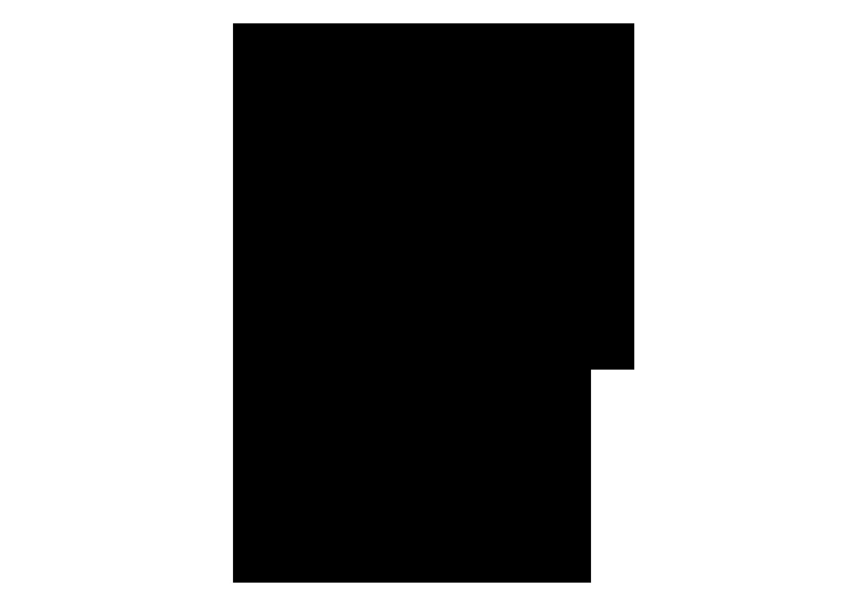 مخطوطه رمضان كريم مفرغه 13 15 مخطوطه لشهر رمضان بالخط الحر png