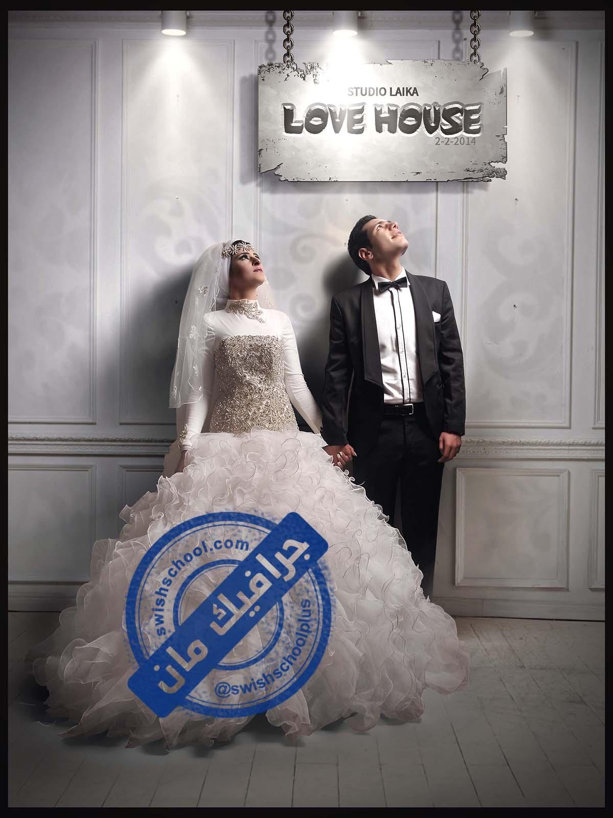 خلفيات عرائس رومانسيه 2 psd 4 خلفيات عرايس رومانسيه psd للزفاف الجزء الثاني