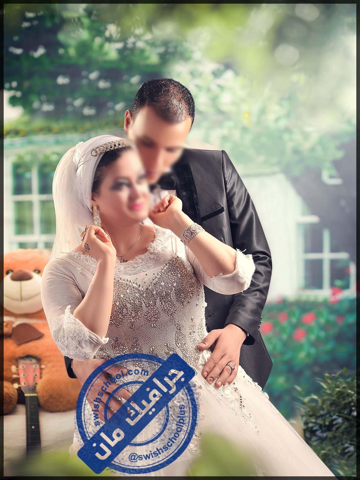 خلفيات عرائس رومانسيه 2 psd 5 خلفيات عرايس رومانسيه psd للزفاف الجزء الثاني