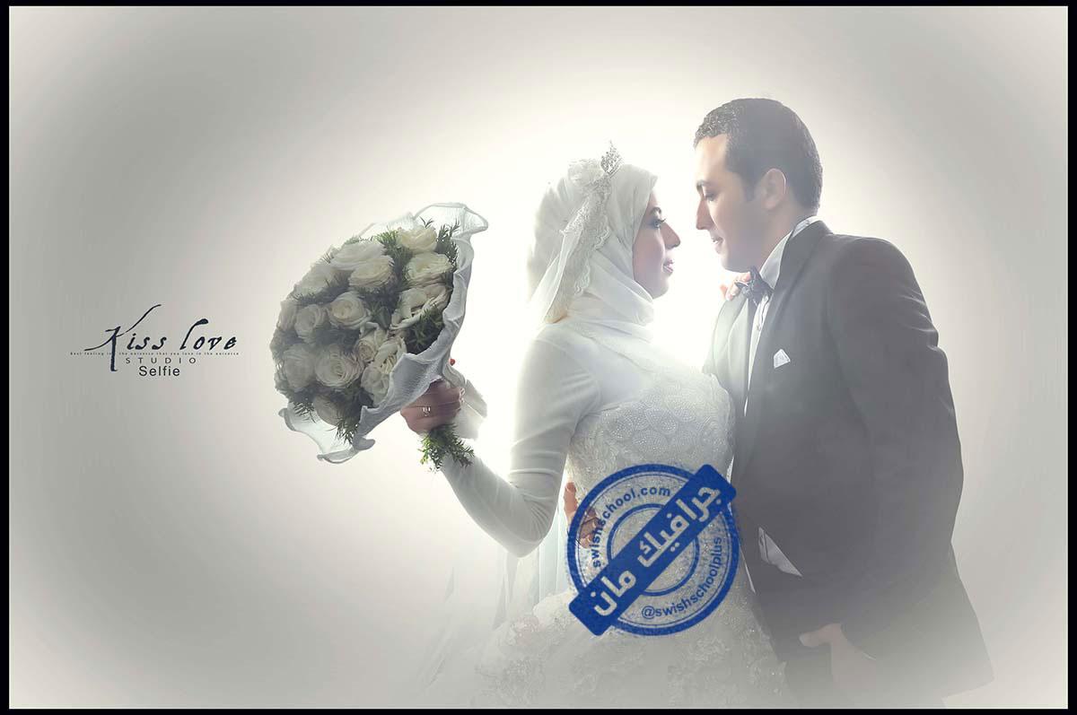 Romantic wedding designs 4 خلفيات عرايس رومانسيه psd للزفاف الجزء الاول