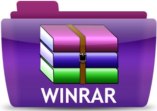 winrar أهم برامج الويندوز بعد الفورمات