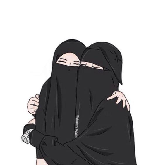 صور بنات منقبات مرسومه ديجيتال ارات 4 صور بنات منقبات مرسومه ديجيتال ارات